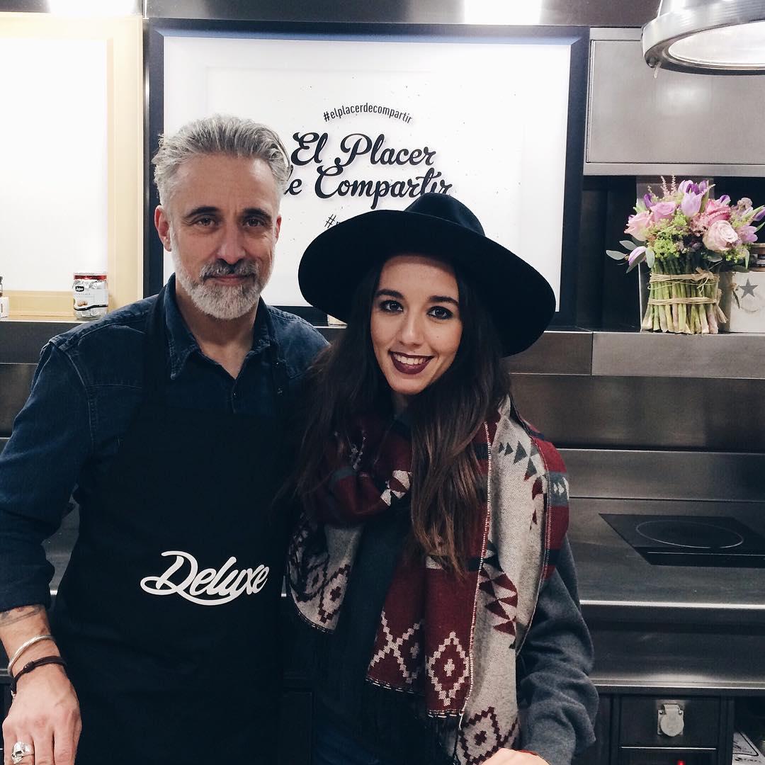 Hoy el encargado de cocinar ha sido Sergi Arola conhellip