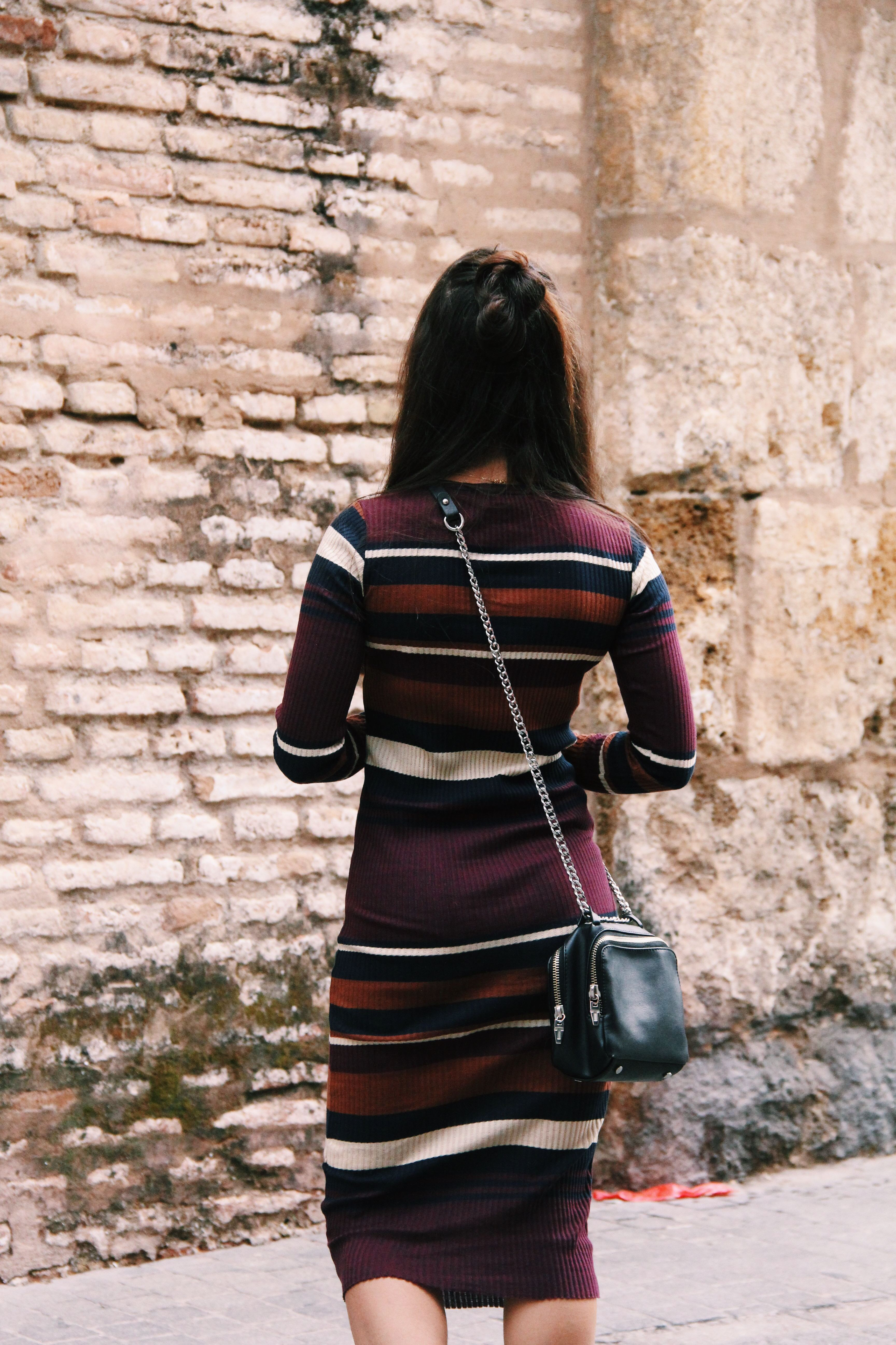 vestido_de_punto- vestido_de_rayas- knitwear- bichon_maltes-vestido_midi-Less_is_more-10
