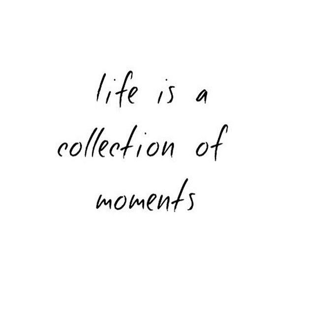 BUENOS DAS!!! A coleccionar momentos pues