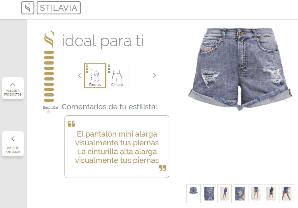 Look 3 Shorts LIM