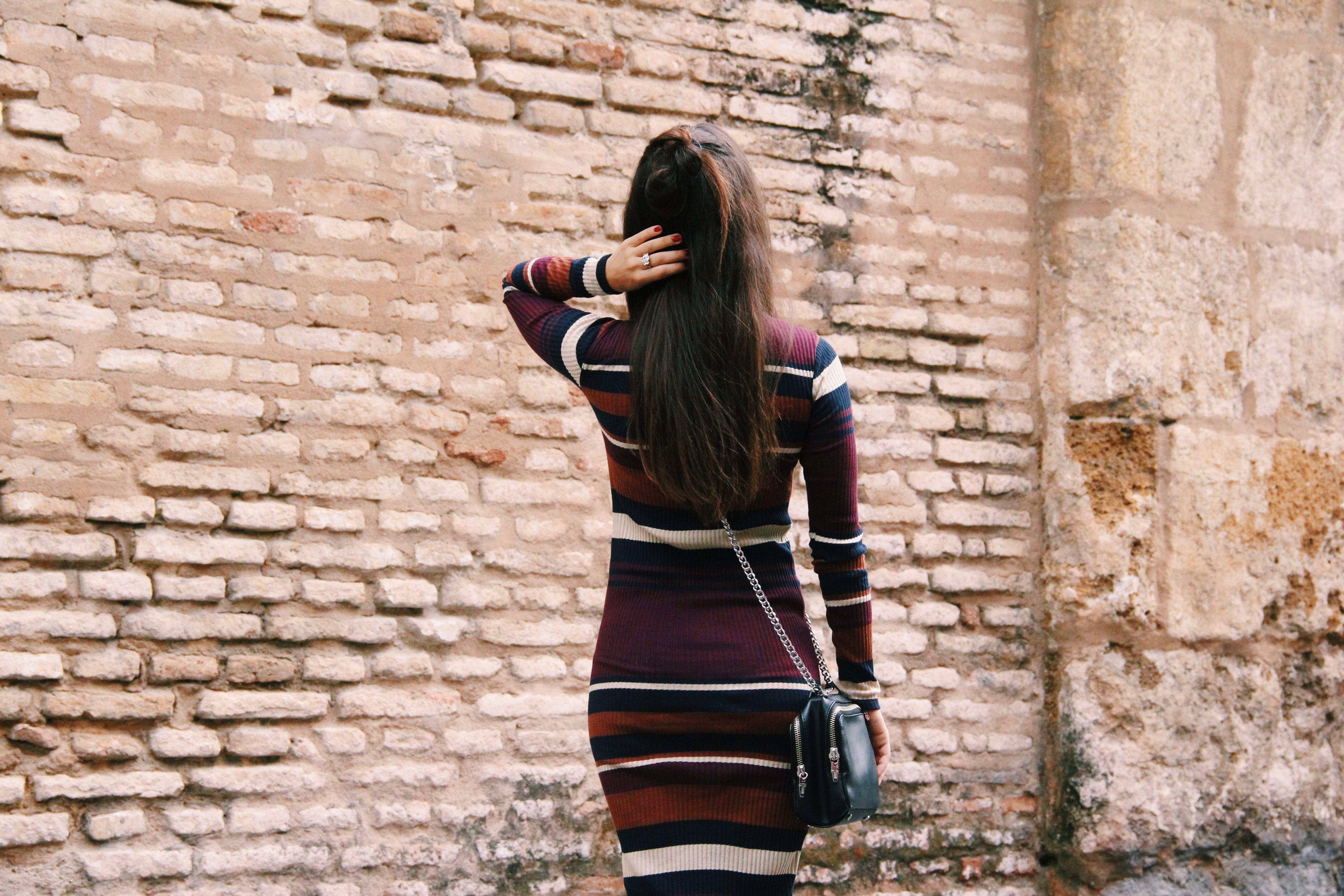 vestido_de_punto- vestido_de_rayas- knitwear- bichon_maltes-vestido_midi-Less_is_more-11