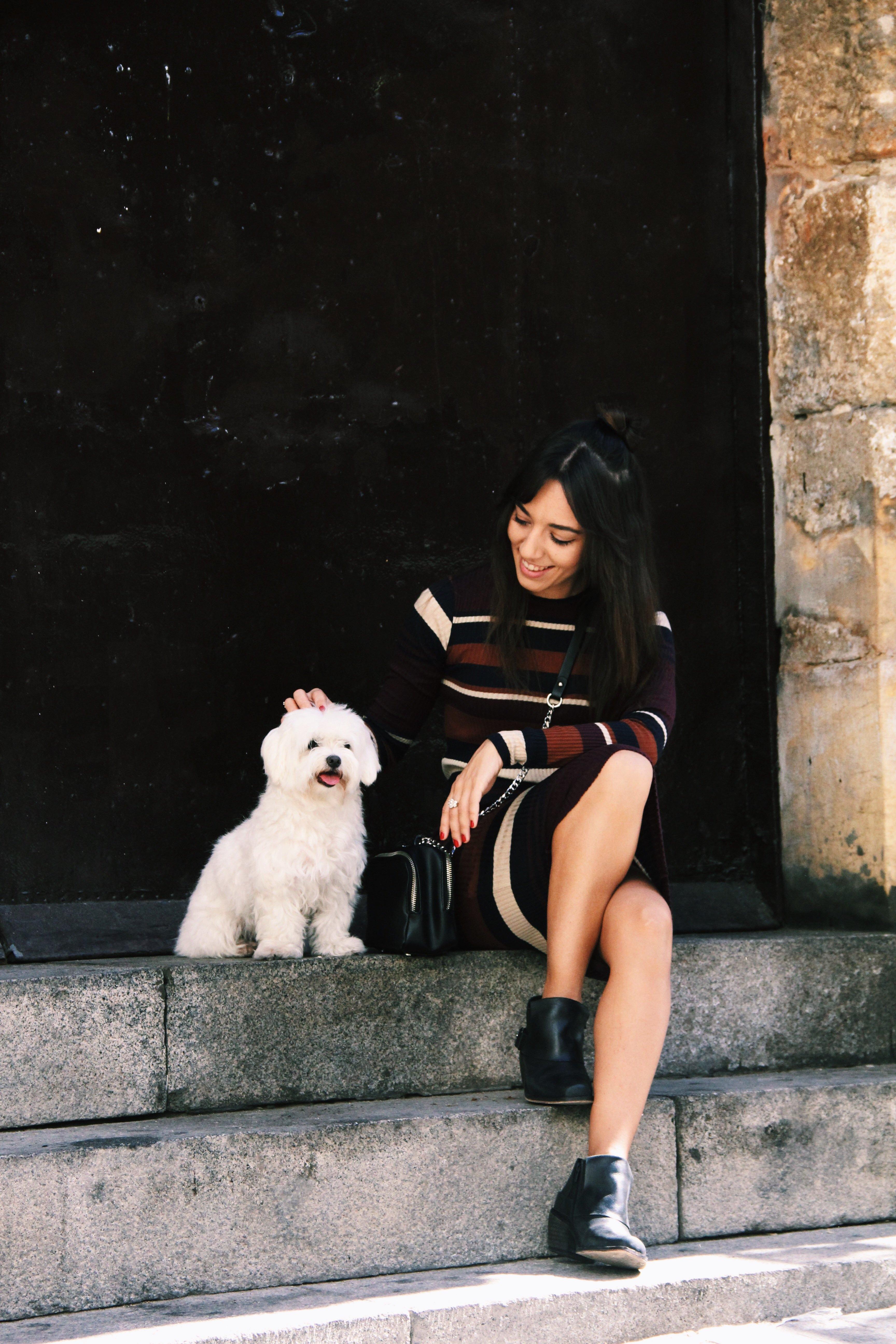 vestido_de_punto- vestido_de_rayas- knitwear- bichon_maltes-vestido_midi-Less_is_more-5