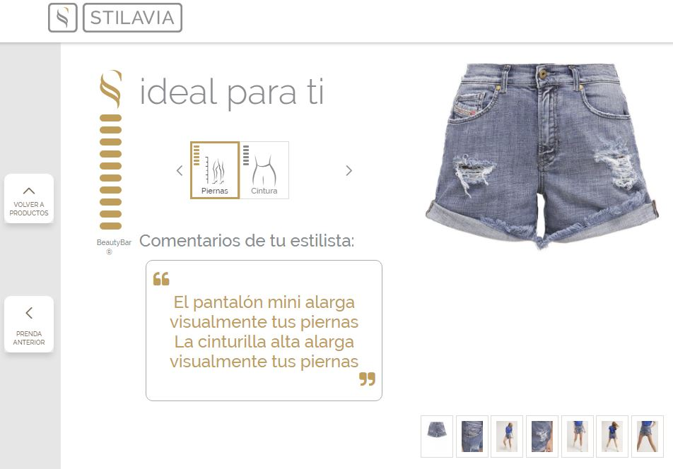 Look 3 Shorts LIM