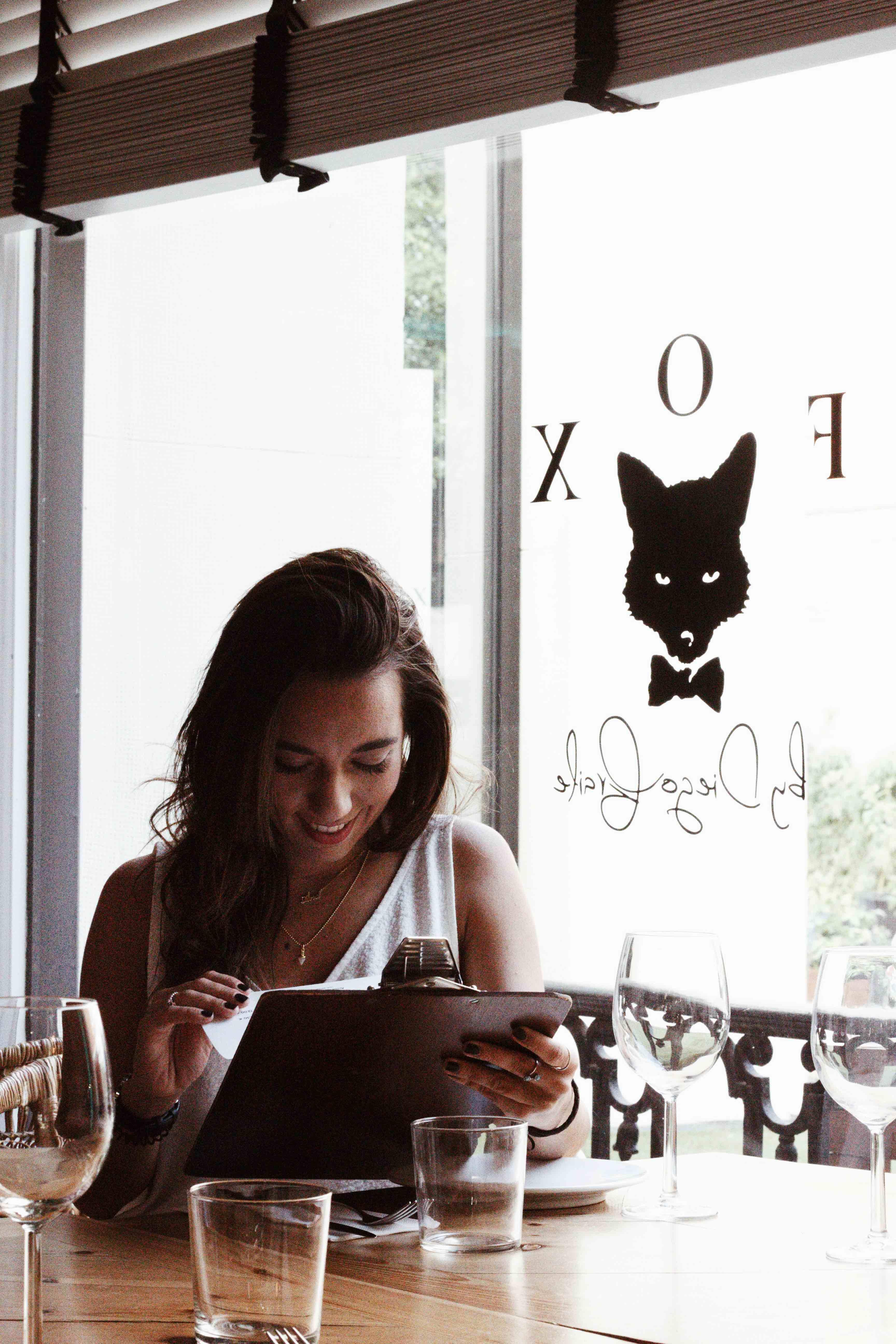 fox restaurante